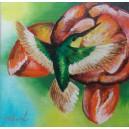 kolibřík - malý obrazek