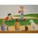 malby ve školce