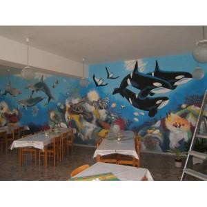 Školní jídelna v Hodoníně