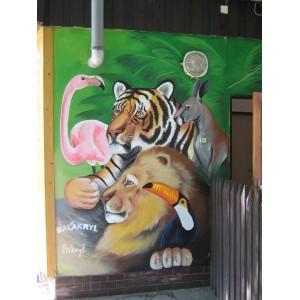 Zoo Hodonín, Bufet