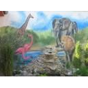 Další různé malby