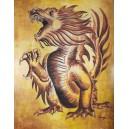 činský drak -ukazka